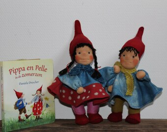 Telling gnomes, tell Leprechaun, Gnome
