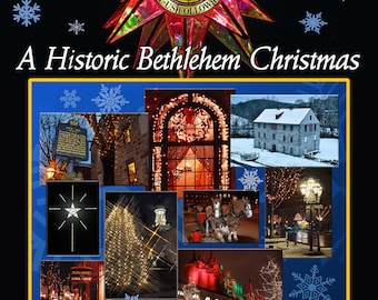 A Historic Bethlehem Christmas DVD