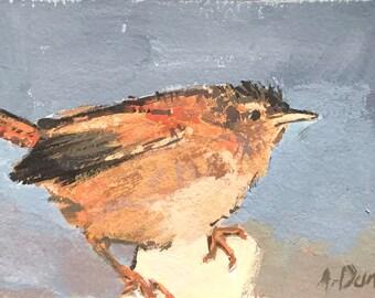 Marsh Wren #6