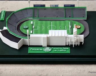 Brazil Replica Football Stadium Palmeiras Palestra Italia Miniature