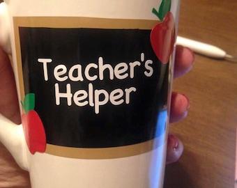 Teacher Helper Mug