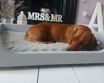 Solid Wood Handmade Dog Beds