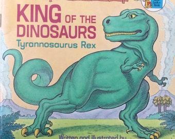 King Of The Dinosaurs, Tyrannosaurus Rex