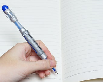 Sonic Screwdriver 10th Pen