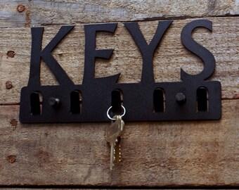 Keys Decorative Key Holder / Wall Hook / Key Rack