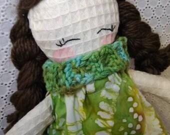 Handmade Ragdoll, Brunette Cutie