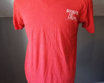 Vintage Extra Long General Tire T Shirt by Spot-T