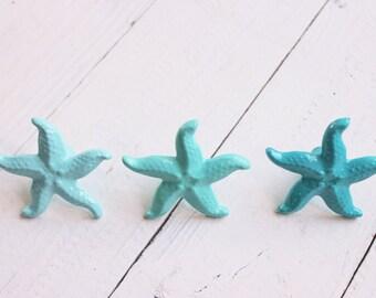 Starfish Decor, Starfish Decoration, Starfish Drawer Knob, Decorative Knob, Decorative Knobs, Starfish Knob, Beach Decor, Beach Decoration