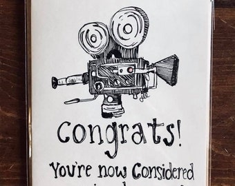 Congrats! You're Now Considered Vintage! Happy Birthday!