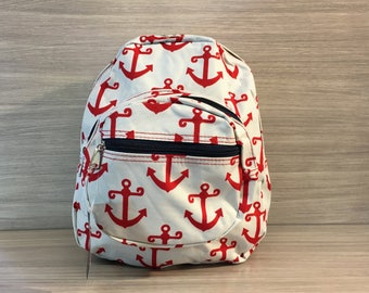 Anchor Miniature Backpack