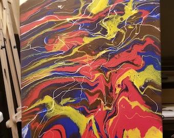 Primary colors plus 2