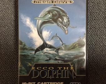 Echo the Dolphin (Sega MegaDrive Game)
