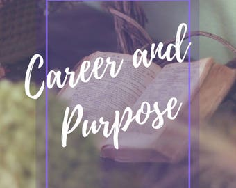 Career and Purpose Psychic Reading