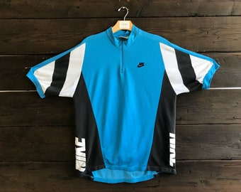 Vintage 80s Nike Cycling Tee