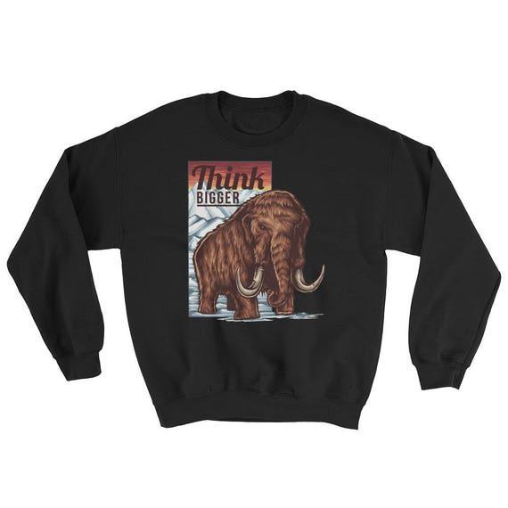 Think BIGGER Motivational Sweatshirt