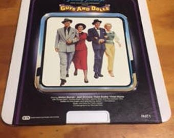 Guys and Dolls VideoDiscs