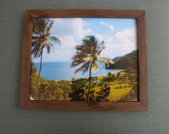 Framed photo - Island Breeze