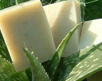 Natural Aloe & Honey Soap