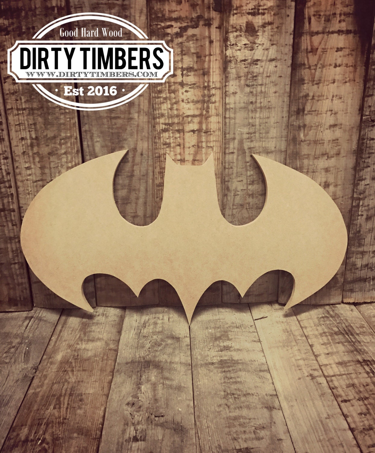 Charming Unfinished, Batman, Door, Hanger, Comic, Book, Super Hero, DIY, Blank, Wood,  Cut, Out, Ready, To, Paint, Custom, DT2093