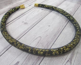 2 in 1 beaded necklace and bracelet