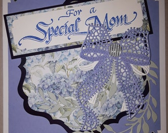 Special Mom Mothers Day Card