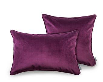 We Love Beds Orchid Violet High Quality Pillow Case