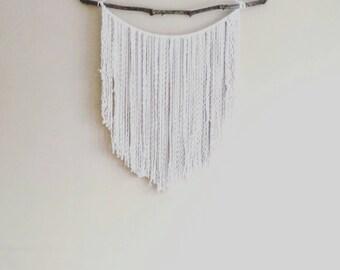 Custom Mermaid Macrame Curtain- Macrame Wall Hanging~ Bohemian Furniture~ Boho Wall Decor~ Wedding Decor~ Wall Accent- Bohemian Bedroom