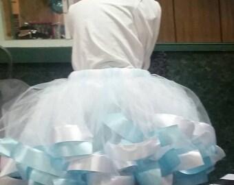 Ice princess tutu