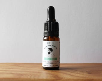 Zingy Lime Beard Oil 10ml