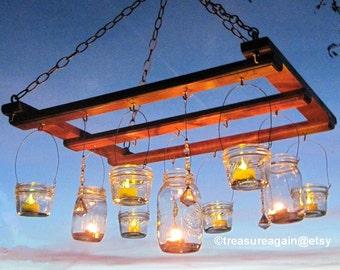 DIY Lanterns 12 WIDE Mouth Hangers, Ball Mason Jar Lanterns Hangers Only - No Jars
