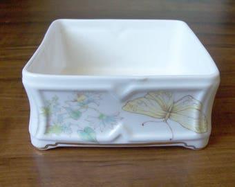 Vintage Royal Albert bone china porcelain dish. England (#EV134)