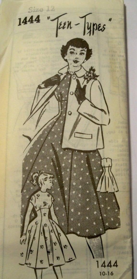 1955 Mail Order Pattern \