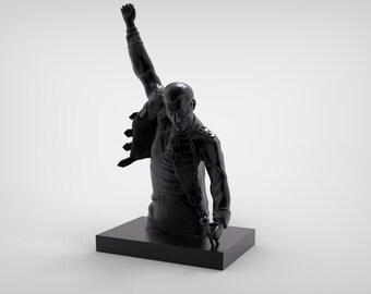 Freddie Mercury statue, Queen statue, Freddie Mercury fans, Freddie Mercury