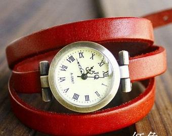Vintage watch wrap Watch (A 1056)