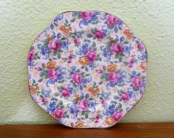 James Kent LTD. Fenton Rosalynde Plate