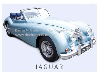 Jaguar XK140 DHC