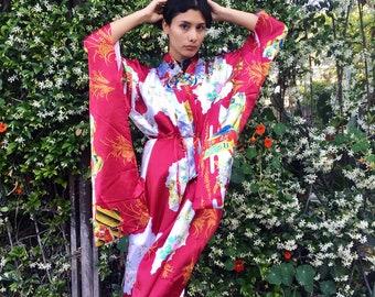 Womens Geisha Kimono