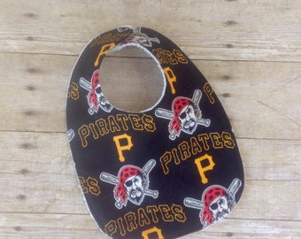 Pittsburgh Pirates Infant Bib