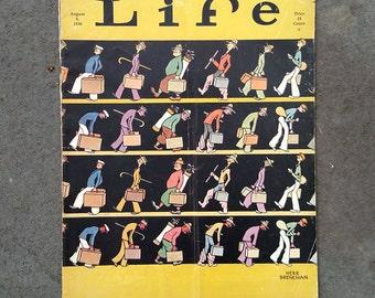 1930 Life Magazine