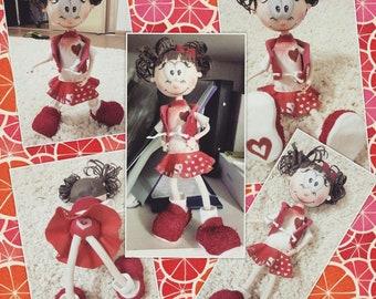 Doll Fofucha (Minx) - Interior doll (present)