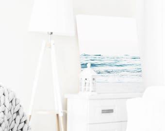 Beach Photography, Coastal Wall Art, Ocean Poster, Minimalist, Beach Poster, Beach Wall Art, Bedroom Print, Coastal Style Decor, Coastal Art