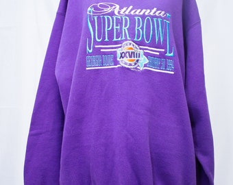 1994 Superbowl Sweatshirt   Atlanta