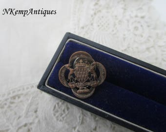 Antique french button