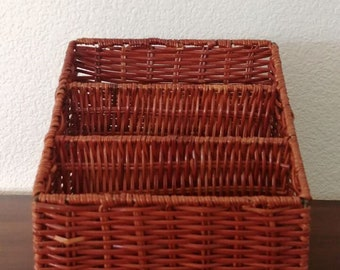 Basket - Desk organizer
