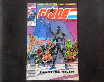 G.I. Joe #109 Marvel Comics 1991