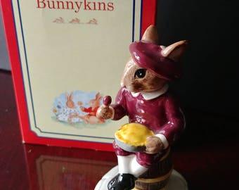 Little Jack Horner Bunnykins