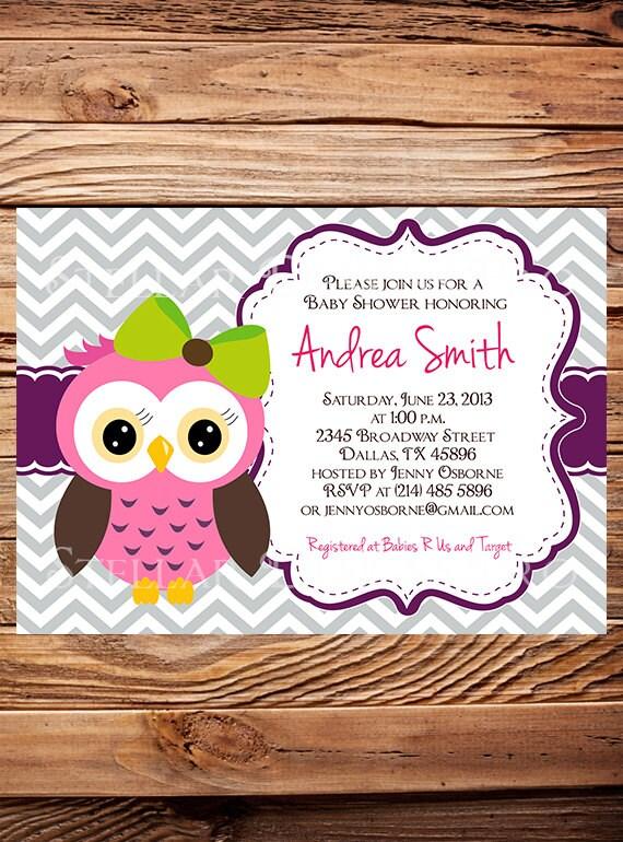 Owl baby shower invitation quatrefoil baby shower invite like this item filmwisefo