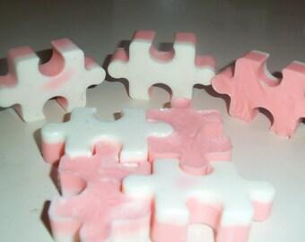 Piece The Puzzle Soaps
