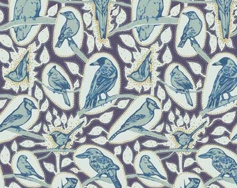 Sweet Dreams by Anna Maria Horner for Free Spirit - Cacophony - Dusk - 1/2 yard Cotton Quilt Fabric