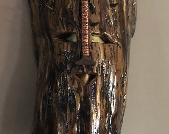 Tribal Punk Mask